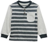 Sovereign Code Infant Boys' Henley Tee - Sizes 12-24 Months