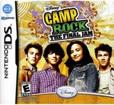 Nintendo Camp Rock The Final Jam DS