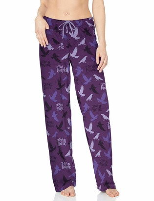 Hatley Little Blue House by Women's Animal Jersey Pajama Pants