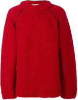 Marni oversized chunky sweater