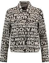 Love Moschino Printed Denim Jacket