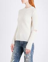 Helmut Lang Re-Edition wool jumper