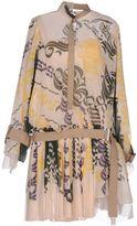 Sacai Short dresses