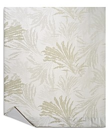 Yves Delorme Palmea Flat Sheet, Full/Queen