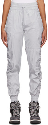 adidas by Stella McCartney Grey Recycled Ripstop Track Pants