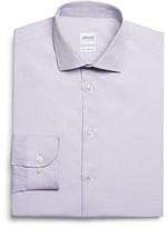 Armani Collezioni Check Classic Fit Dress Shirt