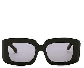 Karen Walker 51MM Rectangular Sunglasses