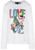 Love Moschino Moschino Long Sleeve T-Shirt