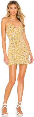 superdown AJ Ruffle Cami Dress
