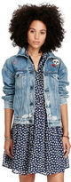 Denim & Supply Ralph Lauren Denim Boyfriend Trucker Jacket