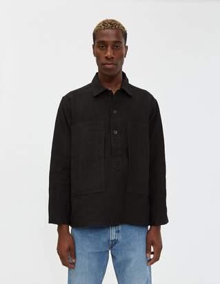 orSlow Pullover Linen Shirt