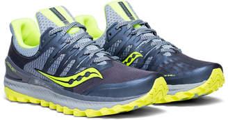 Saucony Women's Running Shoes GREY/CITRON - Gray & Citron Xodus Iso 3 Running Shoe - Women