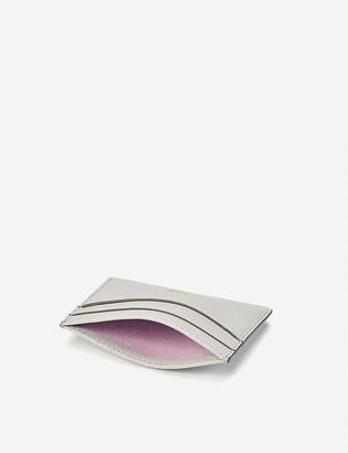 Aspinal of London Slim saffiano-leather creditholder
