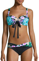 CoCo Reef Tropical Escape Five-Way Bra-Sized Bikini Top