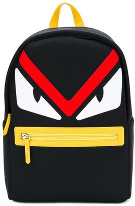 Fendi Kids Bad Bugs backpack