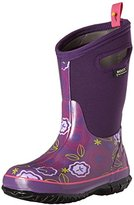 Bogs Classic Posey Winter Snow Boot (Toddler/Little Kid/Big Kid), 7 M US Toddler