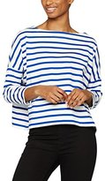 Petit Bateau Women's 22230 Long-Sleeved Top