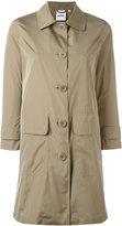 Aspesi button-up oversized coat - women - Polyester - M