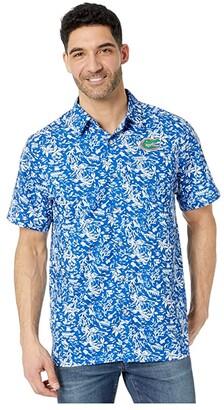 Columbia College Florida Gators CLG Super Slack Tidetm Shirt (Azul) Men's Clothing