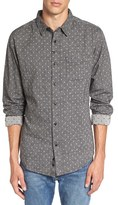 Imperial Motion Men's 'Harris' Dot Print Flannel Shirt