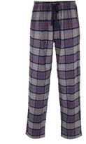 Barbour Grey Tartan Pyjama Bottoms