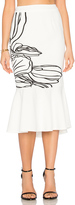 Elliatt Abstract Skirt