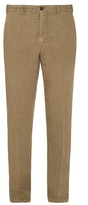 J.w.brine J.W. BRINE Mike slim-leg linen trousers