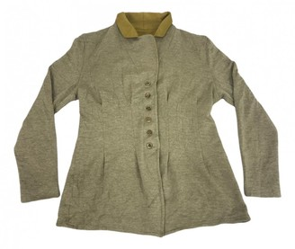 Christian Dior Yellow Wool Jacket for Women