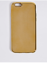 M&S Collection iPhone 6/6S Metallic Phone Case