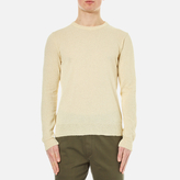 Ymc Skate Or Die Knitted Jumper Cream