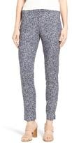 Nic+Zoe Petite Women's Star Gazer Slim Pants
