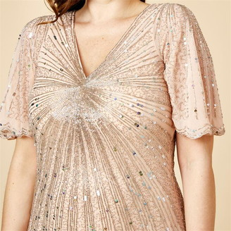 Biba Deco Sequin Dress