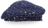 Cejon Galaxy Knit Beret