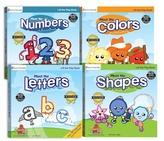 Preschool Prep Company Preschool Prep Lift the Flap Book Pack