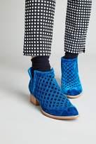 Jeffrey Campbell Velvet Ankle Boots