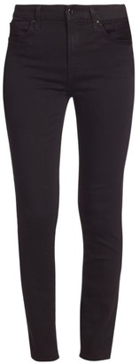 JEN7 by 7 For All Mankind Riche Touch Mid-Rise Skinny Jeans