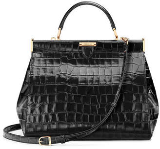 Aspinal of London Large Florence Frame Bag