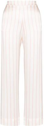 ASCENO London stripe pyjama bottoms