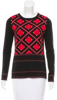 Prabal Gurung Wool Patterned Sweater w/ Tags