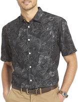 Van Heusen Short-Sleeve Printed Shirt