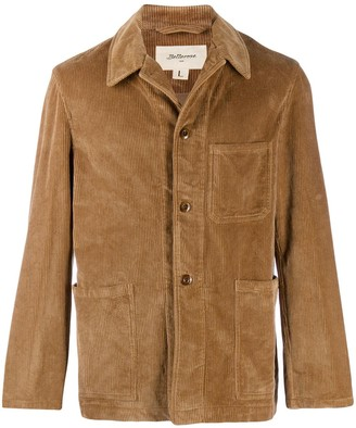 Bellerose corduroy shirt jacket