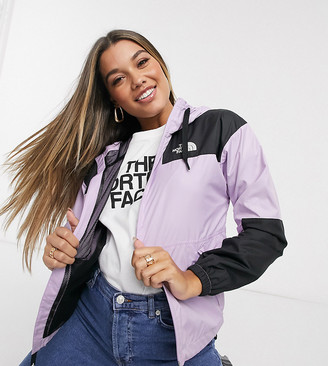 The North Face Sheru jacket in lilac Exclusive at ASOS