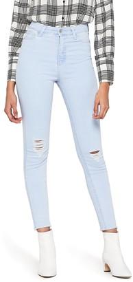 Find. Women's Skinny High Waist Jeans