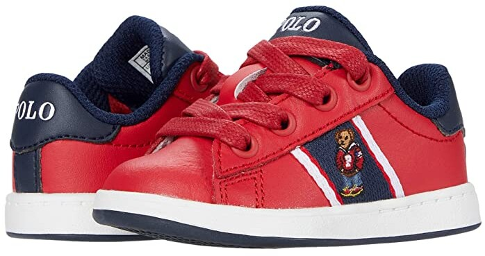 Red Leather Polo Shoes   Shop the world