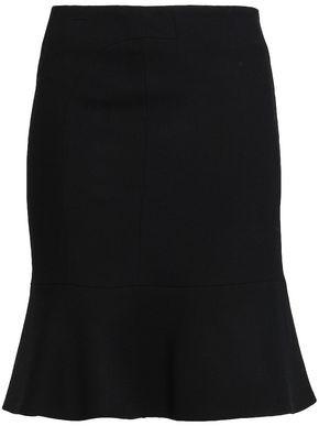 BA&SH Vegas Fluted Crepe Mini Skirt