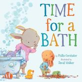 """""""Time for a Bath"""" by Phillis Gershator"""