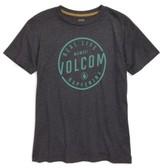 Volcom Boy's On Lock Graphic T-Shirt