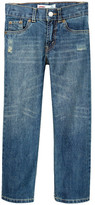 Levi's Levi&s Straight Leg Slim Fit Jean (Little Boys)