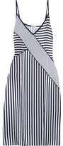 Splendid Striped Voile Dress