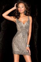 Scala 48561 Dress in Platinum